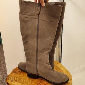 Torrid Suede Wide Calf Boots 10W